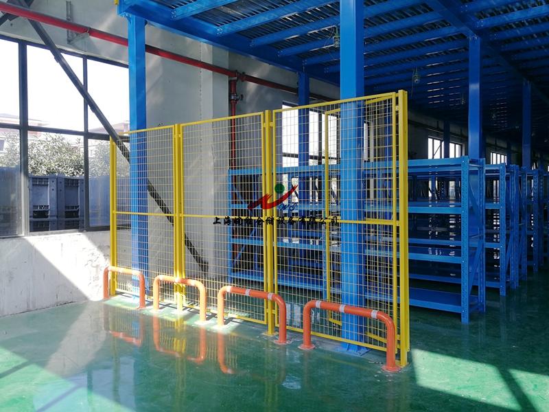 钢平台,某新材料科技有限公司—皖胜仓储