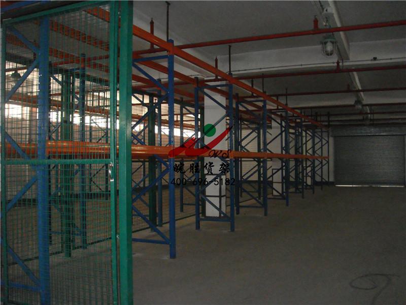上海邮政速递物流有限公司 重型货架