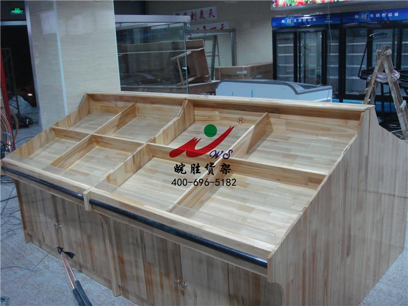 XX副食品有限公司 超市货架
