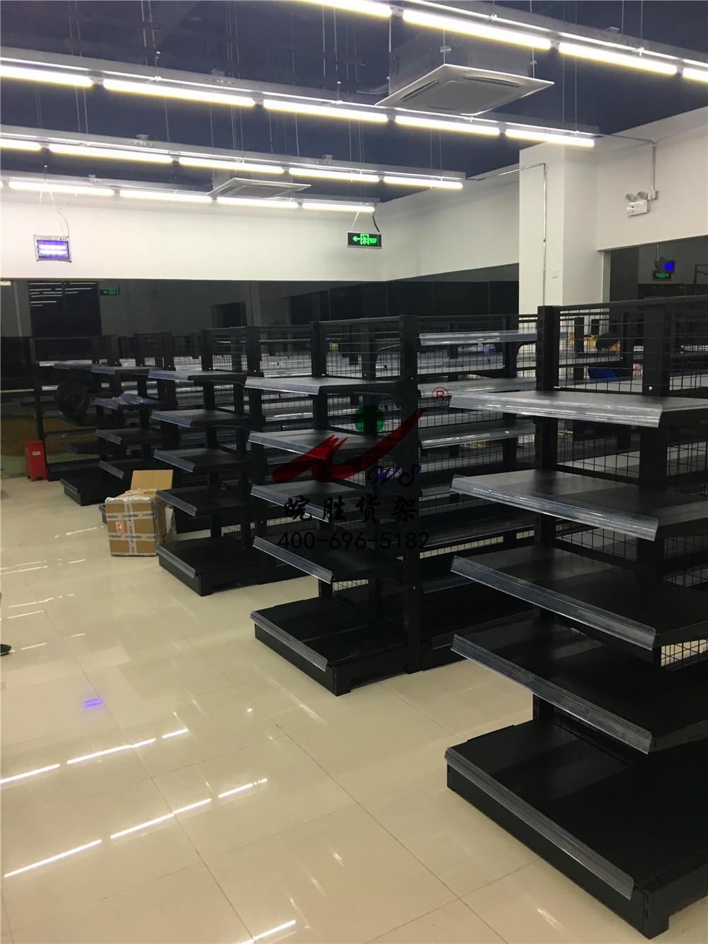 XX超市有限公司 超市货架