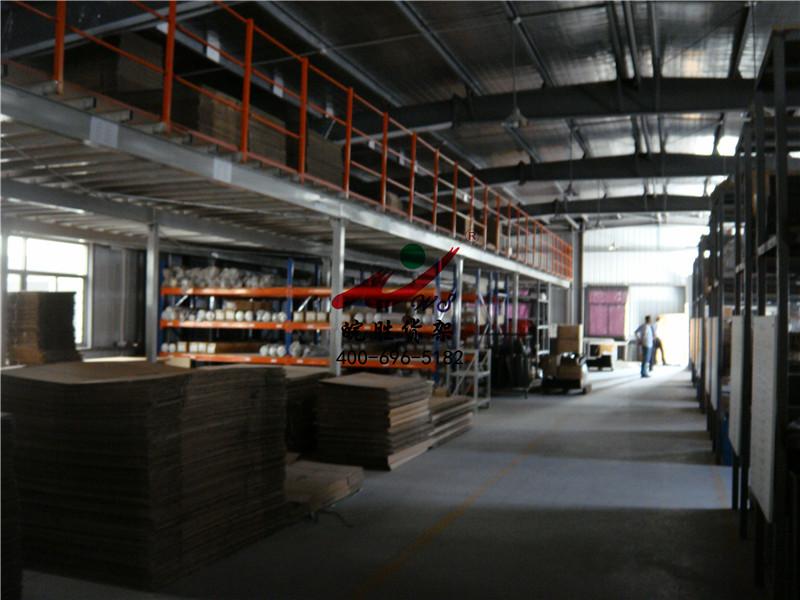 XX家具有限公司 钢平台