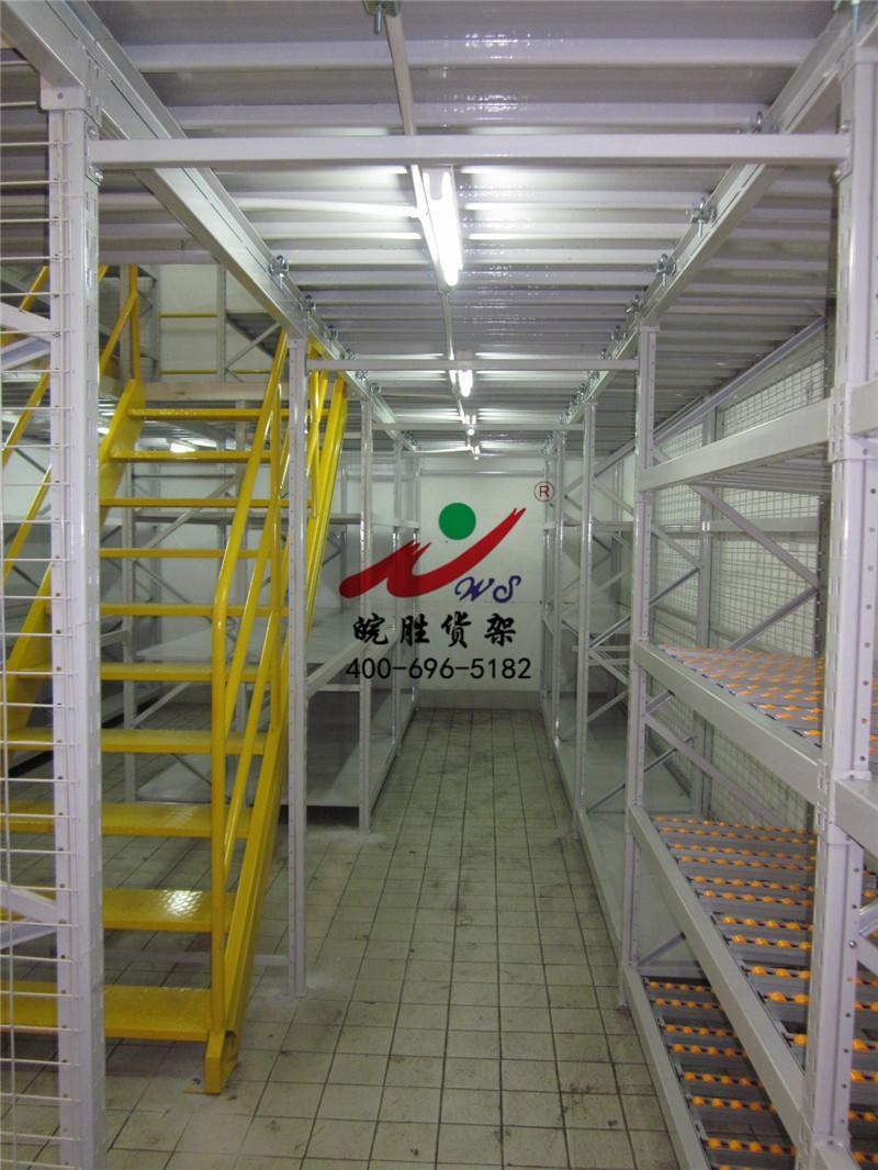 雷克萨斯汽车销售服务有限公司-上海 4S店货架 钢平台