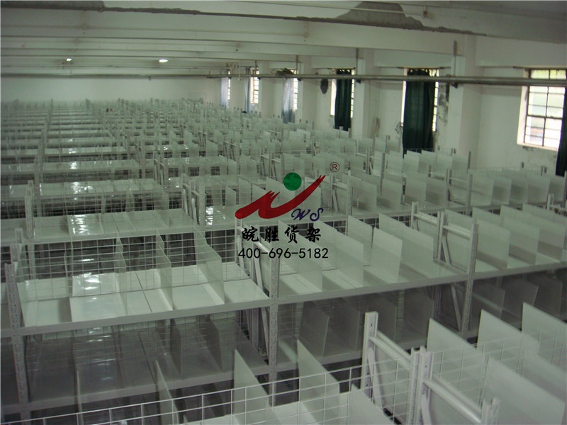 上海春竹企业发展有限公司 轻型货架