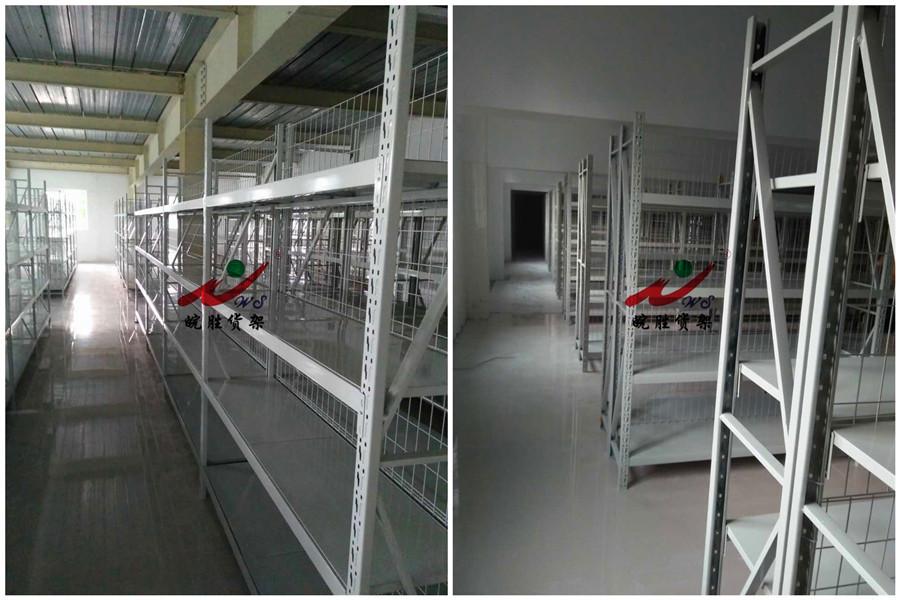 上海某企业发展有限公司 轻型货架
