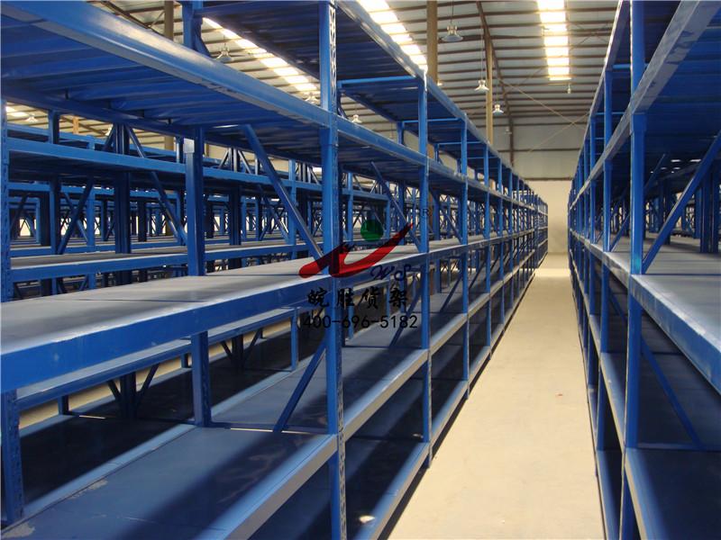 时尚贸易(上海)有限公司 中型货架 木托盘 无动力输送线 工作台