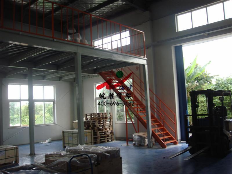 XX贸易(上海)有限公司 钢平台