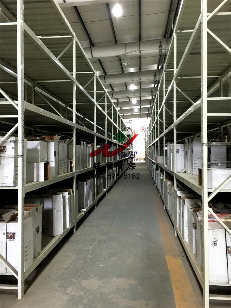 XX(北京)贸易有限公司 中型货架