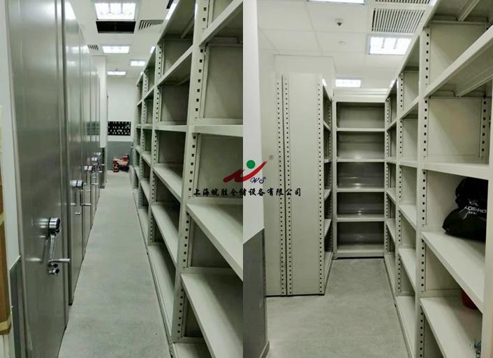 中A货架,密集柜,某(中国)贸易有限公司—皖胜仓储