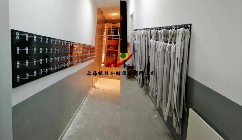 中A货架,密集柜,皮带架,更衣柜,某(中国)贸易有限公司—皖胜仓储