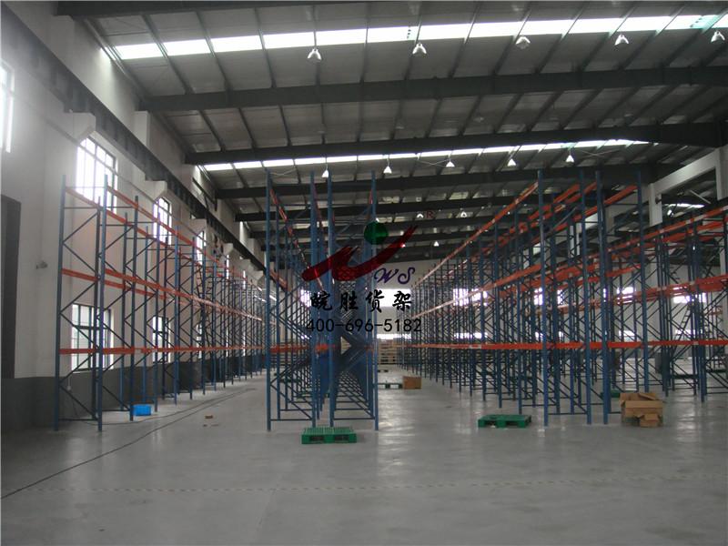 XX供应链管理有限公司 重型货架