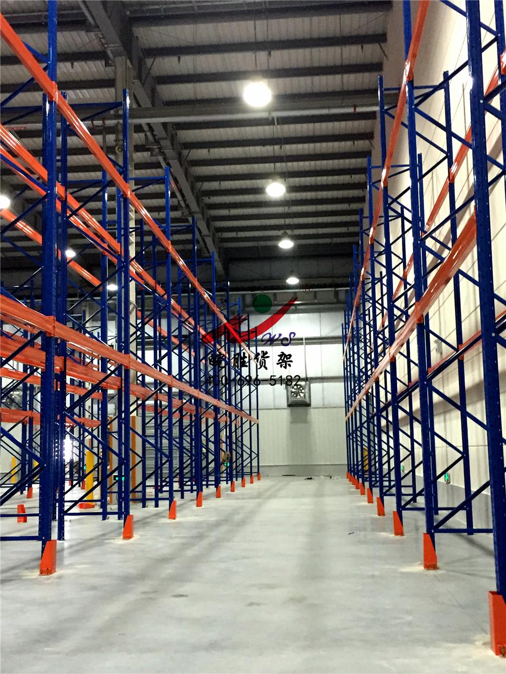 XX物流(上海)有限公司 重型货架