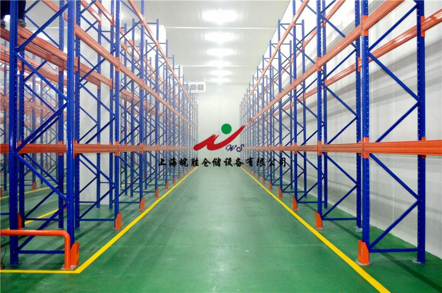 重型货架1万平,上海某速通物流有限公司—皖胜仓储