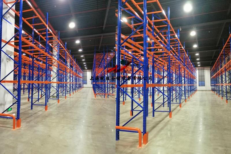 重型货架,上海某物流有限公司—皖胜仓储