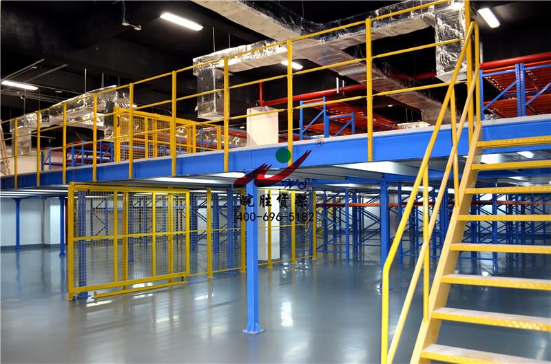升降机 钢平台