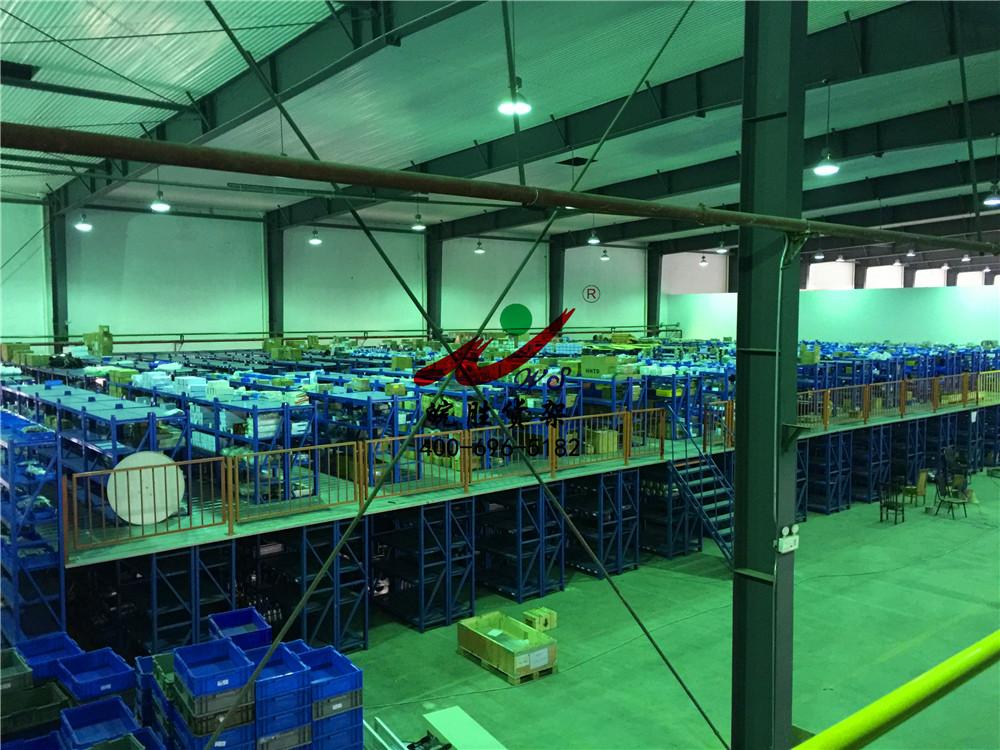 XX智能工业有限公司 阁楼平台