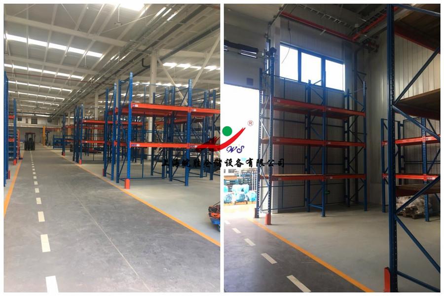 某电梯(上海)有限公司,重型货架