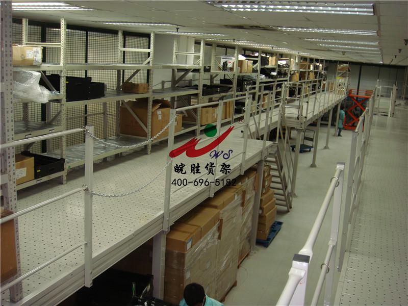 仓库一层变两层,存储好帮手----钢平台